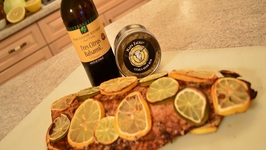 How To Bake Napa Valley Tres Citrus Balsamic Salmon