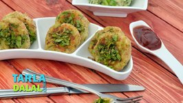 Vegetable Tikki, Quick Vegetable Tikki
