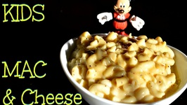 Healthy and Easy Mac and Cheese for kids