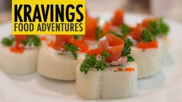 Smoked Salmon Pinwheels - 12 Days Of Christmas