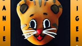 Daniel Tiger Cake - How to Make