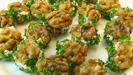 Betty's Feta Walnut Nibbles