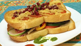 Bollywood Masala Sandwich