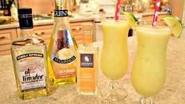 How to Make Tropical Mango Fiesta Cocktails