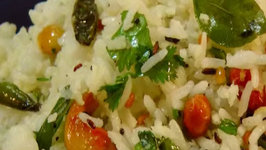 Coconut Rice - Delicious Indian Rice