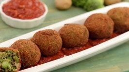 Broccoli and Potato Balls