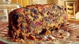 Mama's Fruit Cake