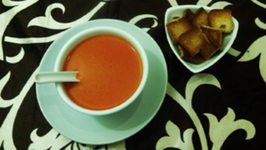 Tomato Soup - The classic way