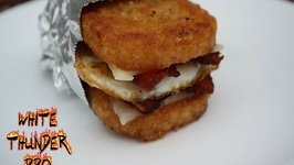 Hashbrown Breakfast Sandwich