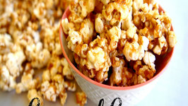 No-Bake Caramel Corn