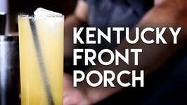 Kentucky Front Porch With Hudson Bourbon
