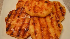 How to Grill Pineapple with Cinnamon
