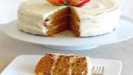 Dessert Classic Carrot Cake