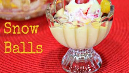 Snow Balls - Easy Make Ahead Dessert Recipe