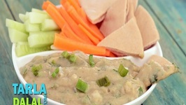 Eggplant Dip (Diabetic and Low Cholesterol)