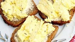 Casserole Cheese Bread