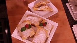 Abby's Puff Pastry Pop Tarts