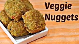 Veggie Nuggets - Crispy Snack Recipe