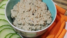 Vegan Baba Ganoush- Week 22-24 Pregnancy
