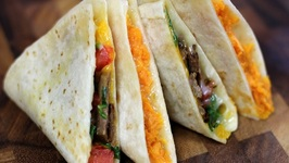 Quesadillas Three Ways