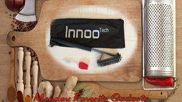 Monday Favorite Gadget - Innoo Tech BBQ Grill Brush