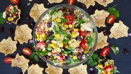 Appetizer Recipe: Roasted Corn Salsa
