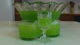 Betty's Refreshing Lime Punch