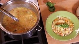 Melody's White Bean Soup