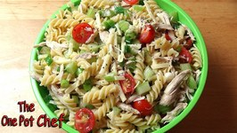 Light And Tangy Pasta Salad
