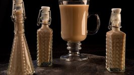 90 Second Homemade Irish Cream Liqueur