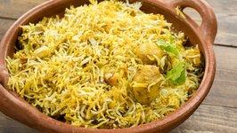 Aloo Biryani Recipe - Easy Restaurant Style Dum Aloo Biryani  Indian Main Course