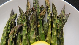 How To Roast Asparagus - Asparagus With Chili And Lemon