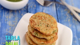 Bulgur Wheat Pancake (Calcium & Protein Rich Recipe for Pregnancy)