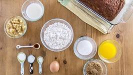 Reduced Sugar Banana Bread with Truvia Brown Sugar Blend