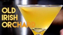 Old Irish Orchard Cocktail