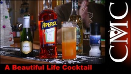 A Beautiful Life Cocktail -Aperol