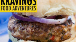 Jerk Burger - Summer Burger Collaboration