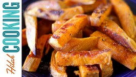 Sweet Potato Fries - How To Make Sweet Potato Fries