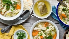 Slow Cooker Chicken Noodle Soup - Healthy Recipes