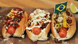 How To Make Brazilian Hot Dogs