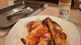 How To Grill Barberian's Chicken