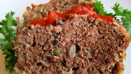 How To Make Meatloaf With Spicy Tomato Gravy!