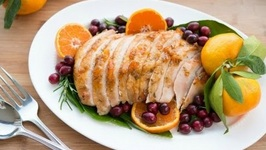 Glazed Turkey Breast Recipe