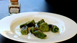 How To Prepare Padron Peppers