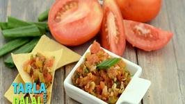 Garlic Tomato Salsa (Healthy Heart)