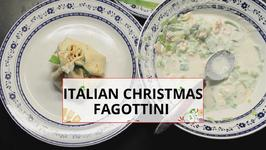 How to International Christmas Cooking: Fagottini