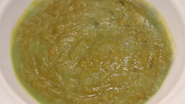 Quebec Green Pea Soup