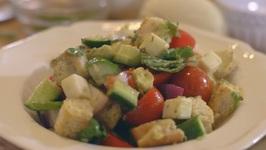 Dinner Reinvented - Panzanella