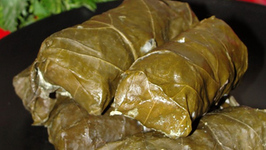Bulgarian Grape Leaf Rolls