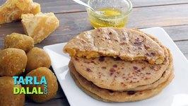 Puran Poli, Recipe in Gujarati